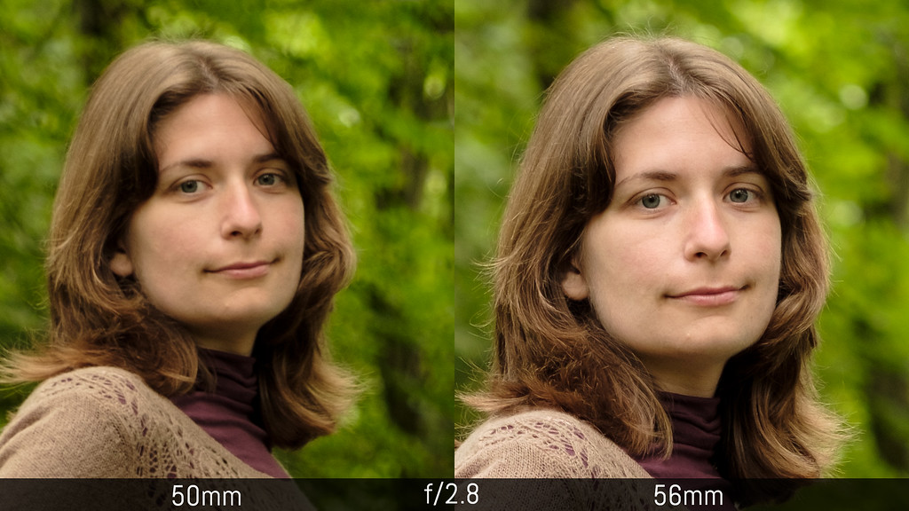 samyang 50mm vs fuji 56mm