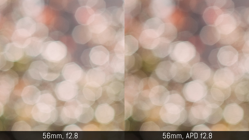 fuji 56mm vs 56mm apd