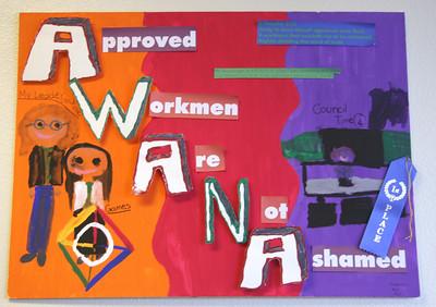 2008 - 2009 AWANA Program