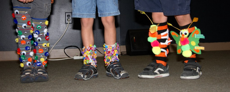 """<h3><strong>Silly Sock Night</strong></h3> October 16. 2008  To see more photos of this event, <a href=""""http://compasschurch.smugmug.com/gallery/6409168_Gbwi8#405784556_S33Sz"""">click here</a>."""
