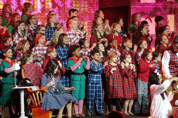 Christmas Musical 2017 - The Christmas Dream Team Parade