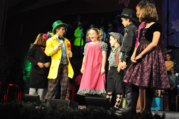 Christmas Musical 2012 - The Secret of Snowflake County