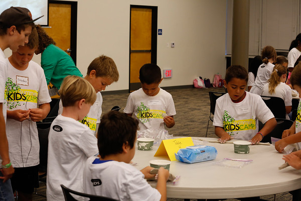 2013 Summer Kids Camps - Art