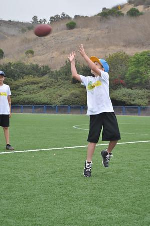 2013 Summer Sports Camps - Football/Cheer