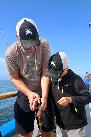 Dad & Kids Fishing Trip