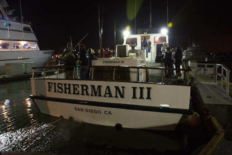 Women's Fishing Trip