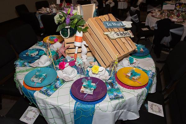 Spring Tea Tables