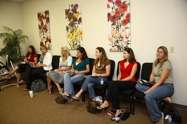 Women's Bible Study - Summer 2008
