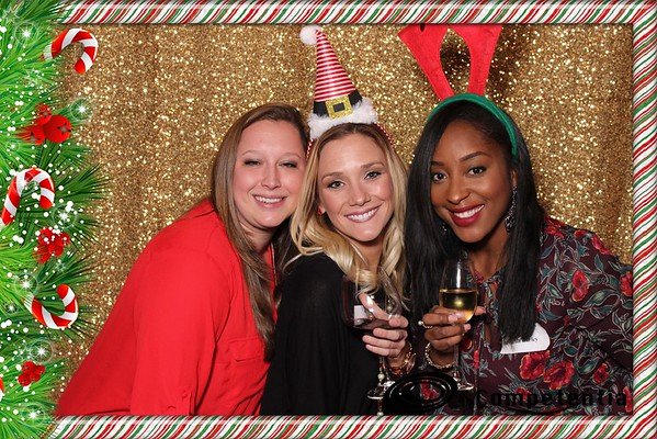 Competentia's Holiday Party 12.8.16
