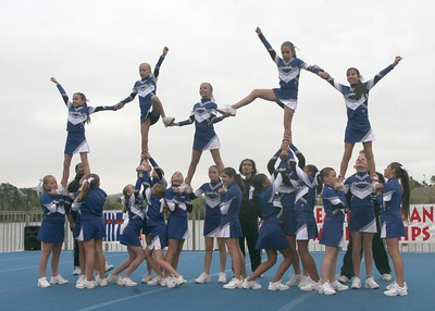 Marine World Competition Pee Wee Cheer