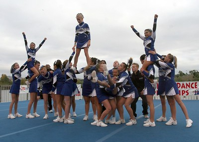 Marine World Midget Cheer 06
