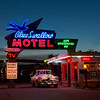 Accepted in April 2015 Open Print Competition.  Taken along Historic <br /> Route 66.