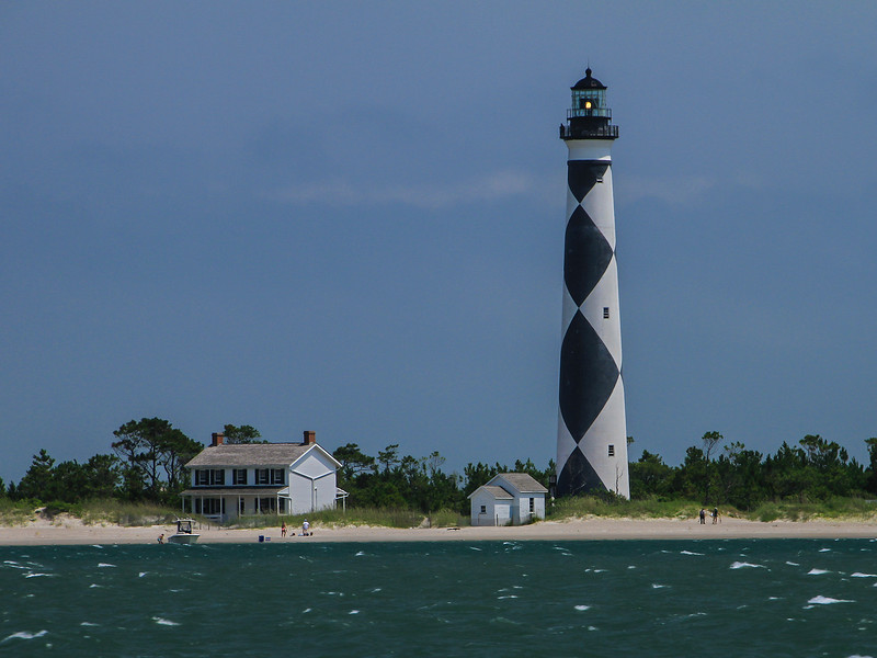 Cape Lookout Whitecaps