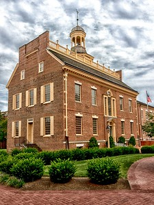 Old State House Dover, Delaware