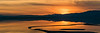 Bombay Beach Sunset by Nancy Varga