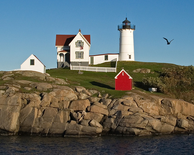 Blue Ribbon<br /> Advanced Color Class<br /> Nubble Light #2<br /> Mike Landwehr