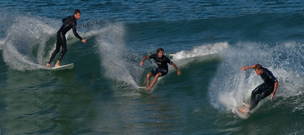 Blue Ribbon<br /> Advanced Color Class<br /> Surfing Mania<br /> Dana Vannoy
