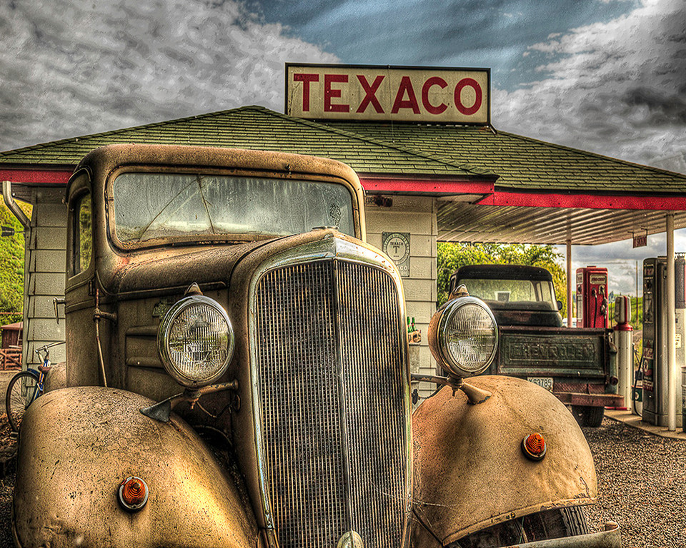 Yellow Ribbon<br /> Advanced Creative Class<br /> Texaco Time<br /> Dave Garrison