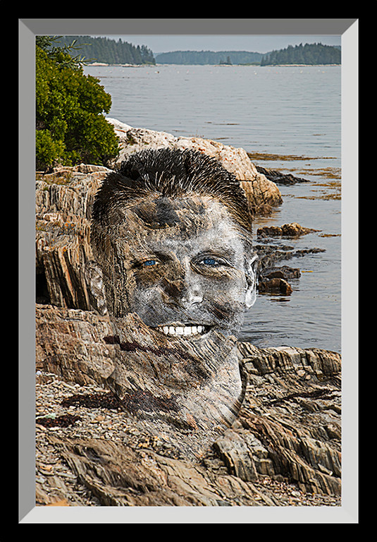 Print and Digital Competitions<br /> 2 Yellow Ribbons<br /> Advanced Creative Class<br /> Emerging From the Rocks<br /> Nancy Springer