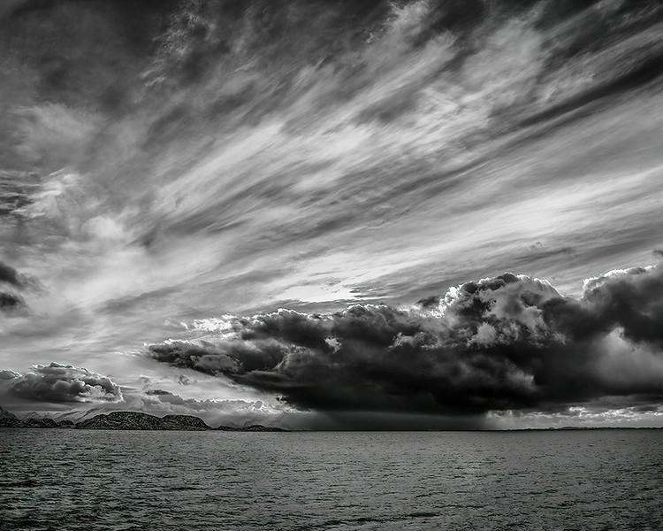 Digital Competition<br /> Blue Ribbon <br /> Monotone Class<br /> Arctic Sea Storm<br /> Dave Garrison