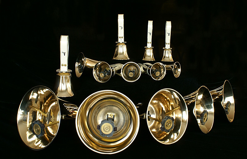 Honorable Mention<br /> Bell Collection<br /> Della Landheer