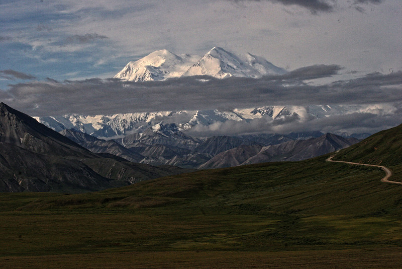 First Place<br /> Mt. Denali<br /> Jay Feldman