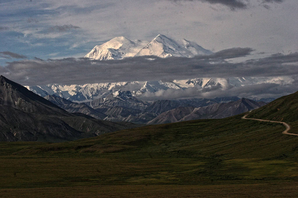 First Place<br /> Mt. Denali<br /> Jay Feldman