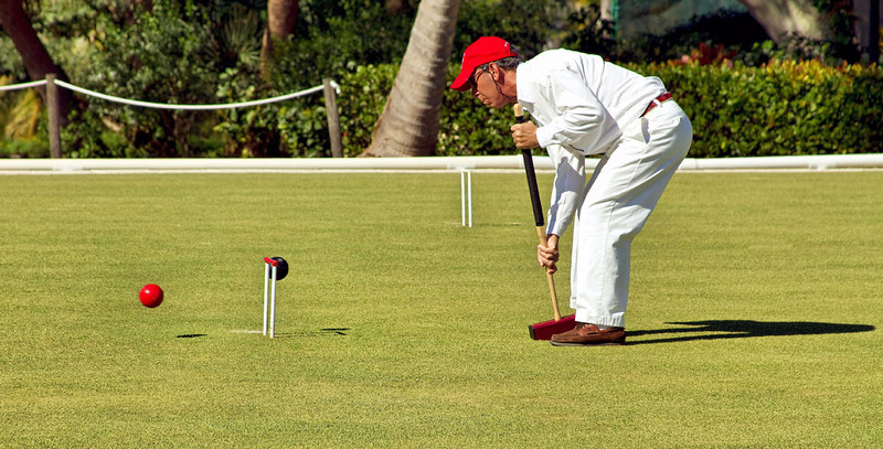 Second Place (Tie)<br /> USEPPA Croquet Match<br /> Daniel Butchko