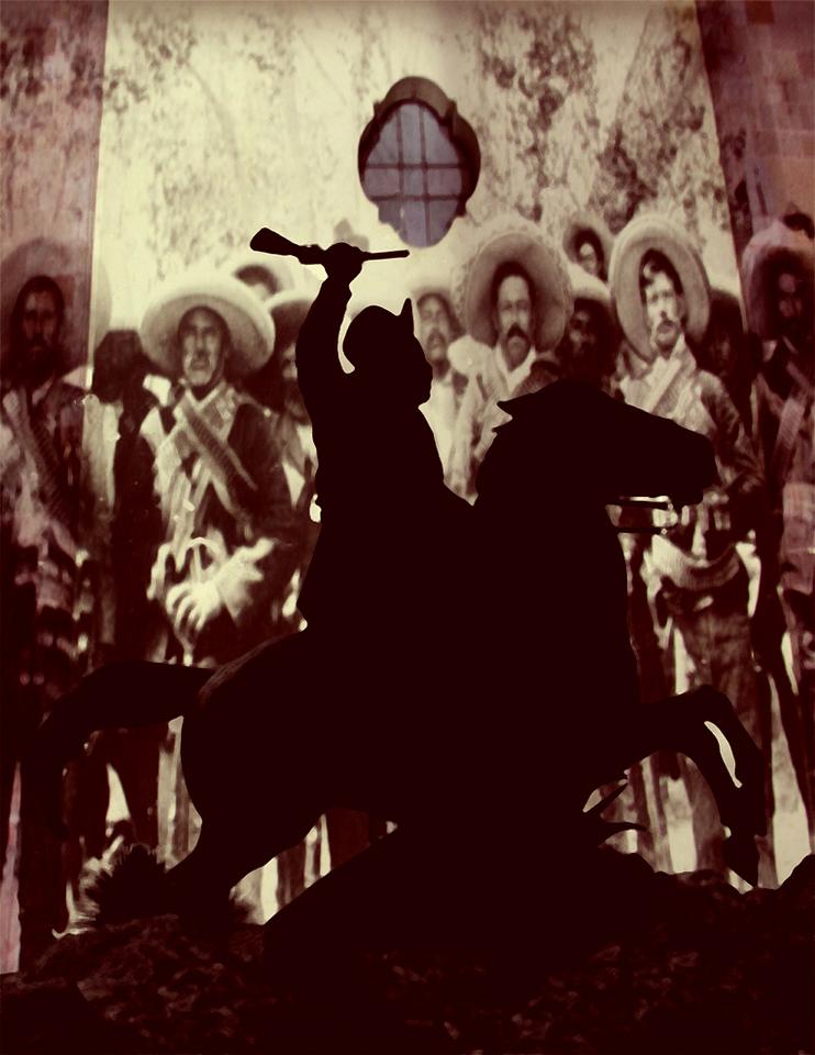 Second Place (Tie)<br /> Las Zapatistas<br /> Nic Provenzo