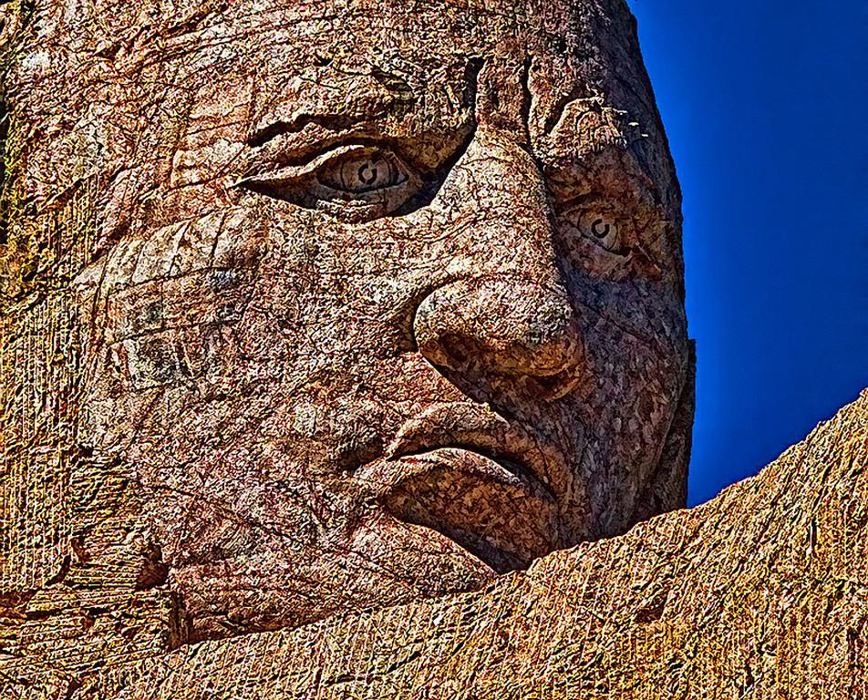 Honorable Mention<br /> Crazy Horse 2<br /> Jay Feldman