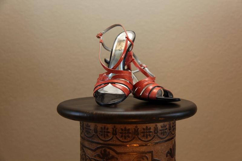Second Place<br /> Footwear<br /> David Blackeby