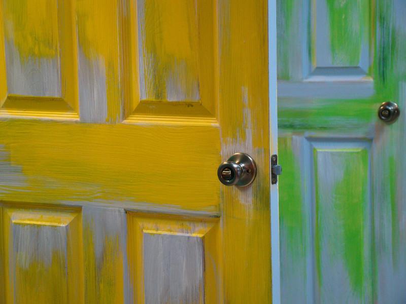 First Place<br /> Doors<br /> Katie Mazer