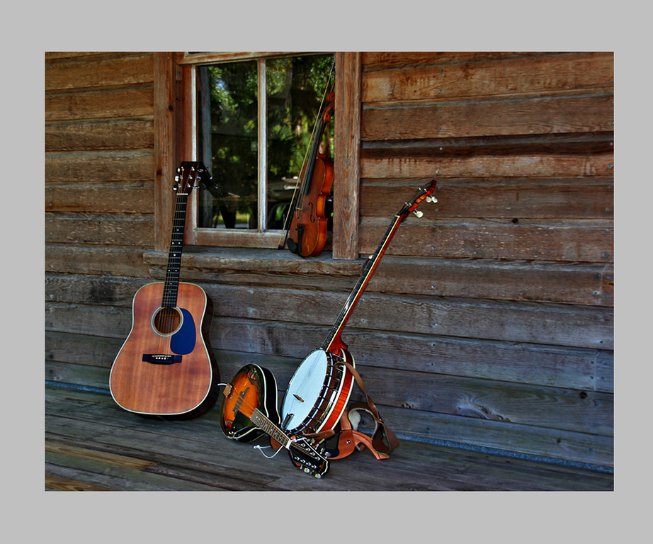 First Place<br /> Blue Grass Festival Koreshan State Park<br /> Nic Provenzo