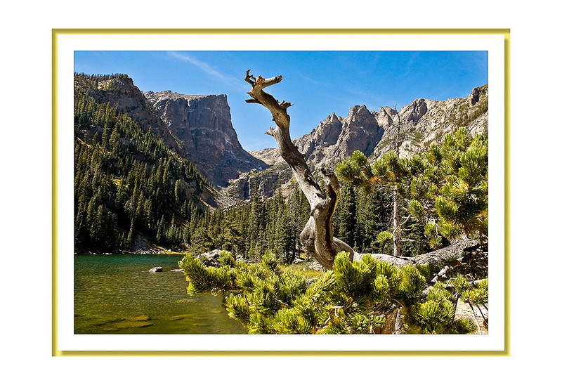 Honorable Mention<br /> Dream Lake<br /> Walt Beaumont