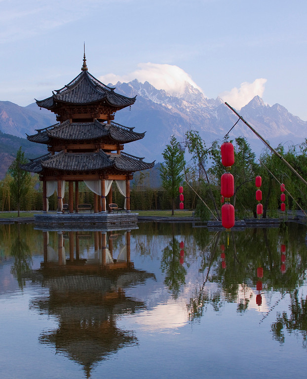 Honorable Mention<br /> Jade Dragon Snow Mountain<br /> Carol Williamson