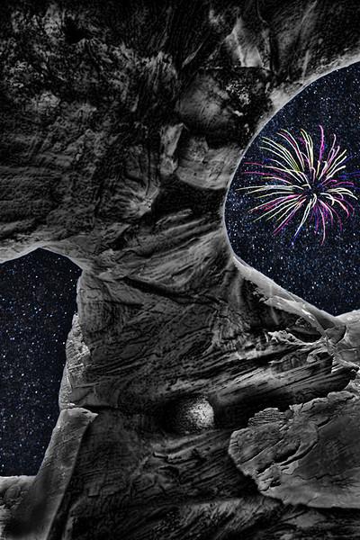 Second Place<br /> Anasazi Fourth<br /> Dave Garrison