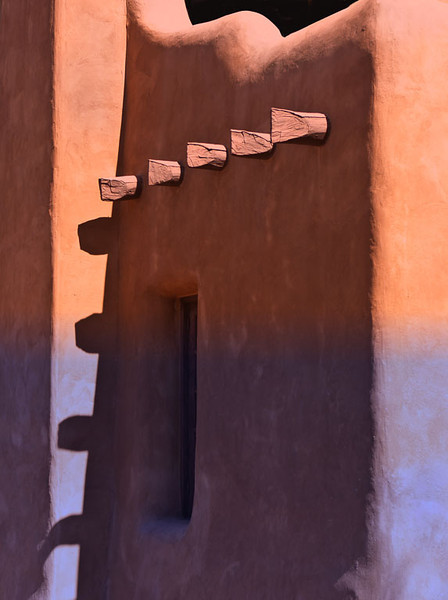 Second Place (Tie)<br /> Santa Fe Adobe<br /> Hal Schillereff