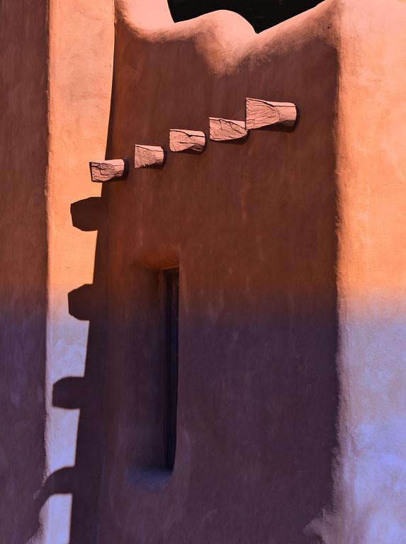 Second Place (Tie)<br /> Santa Fe Adobe<br /> Hal Schillereff