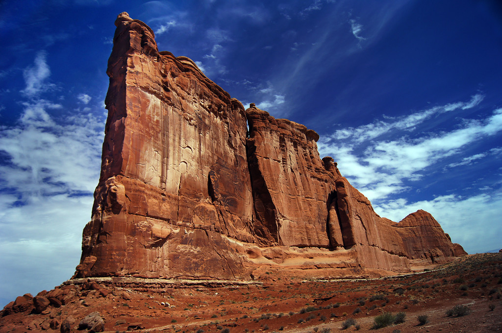 Third Place (Tie)<br /> Arches National Park<br /> Della Landheer