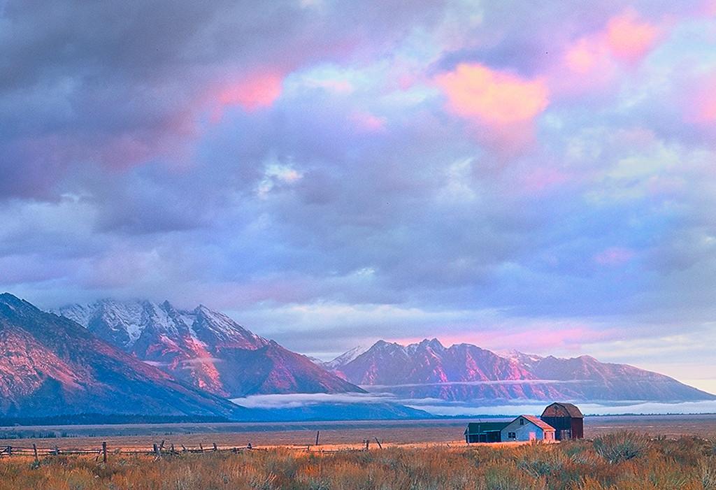 Third Place (Tie)<br /> Antelope Flats <br /> Walt Beaumont