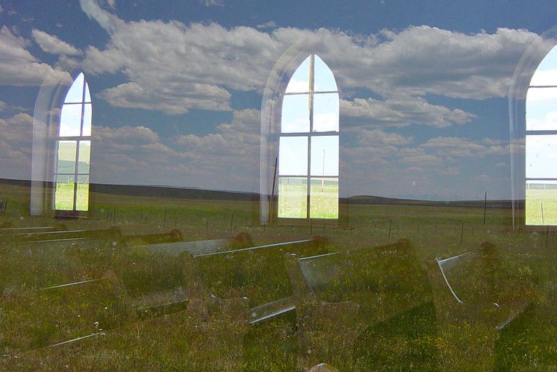 First Place<br /> Church Windows on the Prairie<br /> Ann Holl