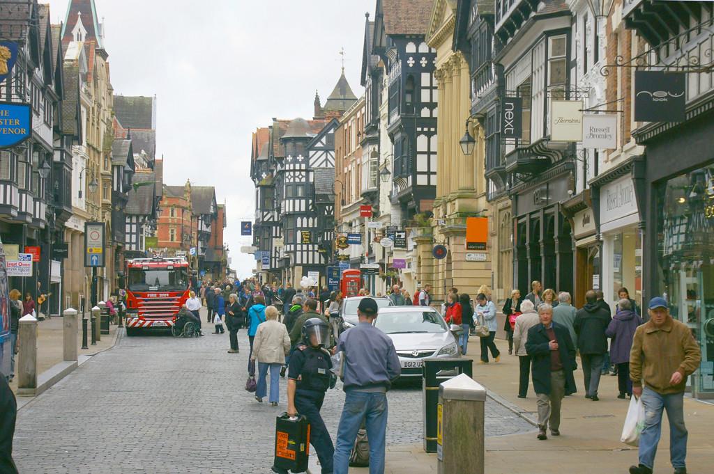 Third Place (Tie)<br /> Chester, England<br /> Bernard Toporowski