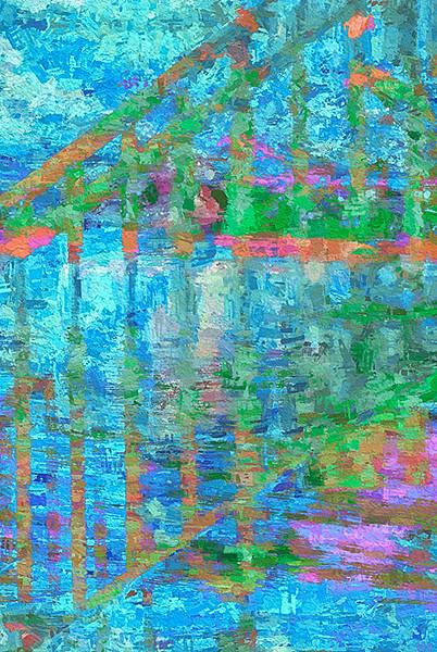 Monet's Stairs