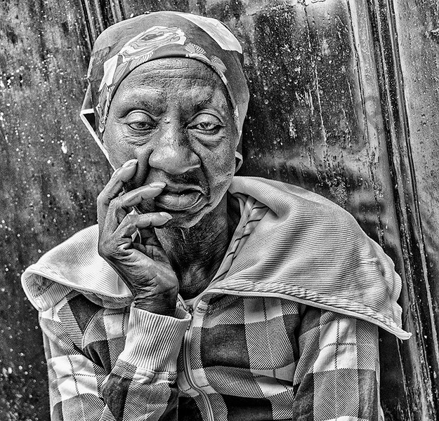 Monochrome Print Image of the Year<br /> Despair in Cuba<br /> Ed Cohen