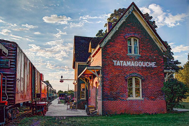 Tatamagouche<br /> First Place (Tie)<br /> Dave Garrison