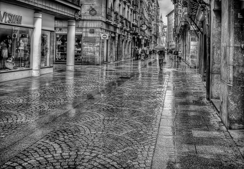 First Place (Tie)<br /> The Rain in Spain<br /> Hal Schillreff