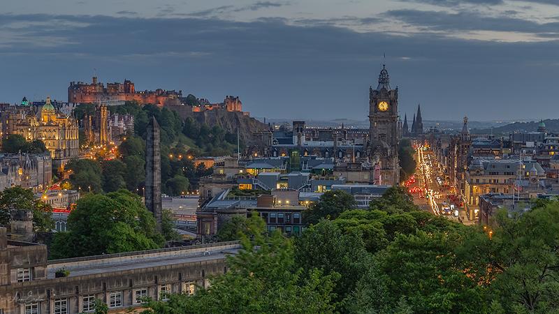 First Place (Tie)<br /> Edinburgh<br /> Alan Esplin
