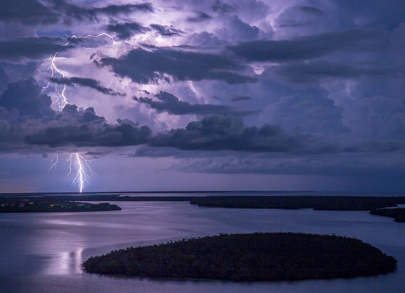 May <br /> Honorable Mention<br /> Projected Image Division<br /> Thor God of Lightning<br /> Scott Schilke