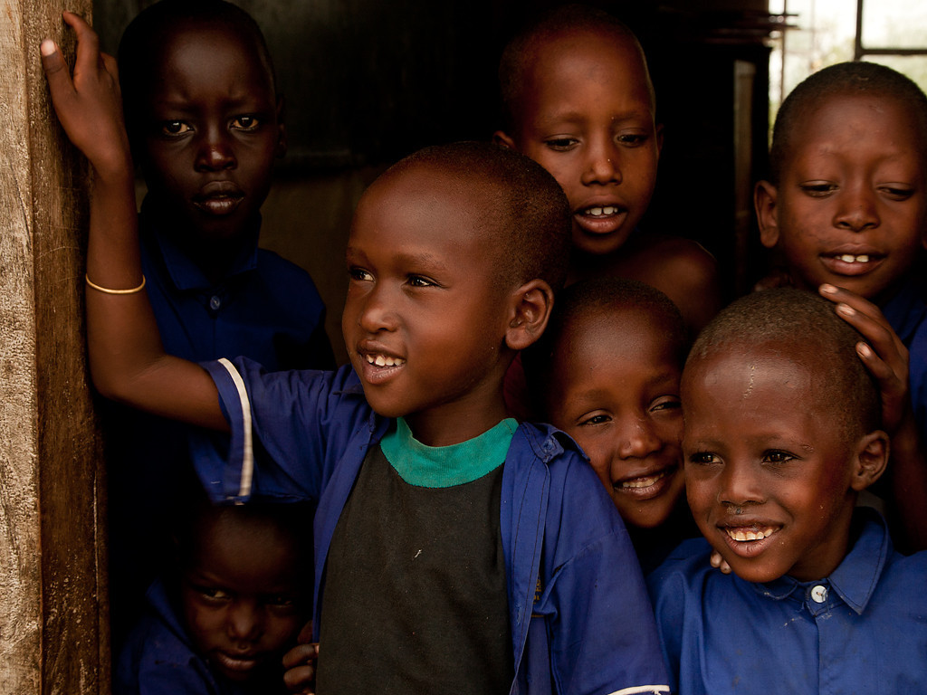 January<br /> Honorable Mention<br /> Photo Journalism<br /> Tanzanian Rural School Children<br /> Carol Williamson