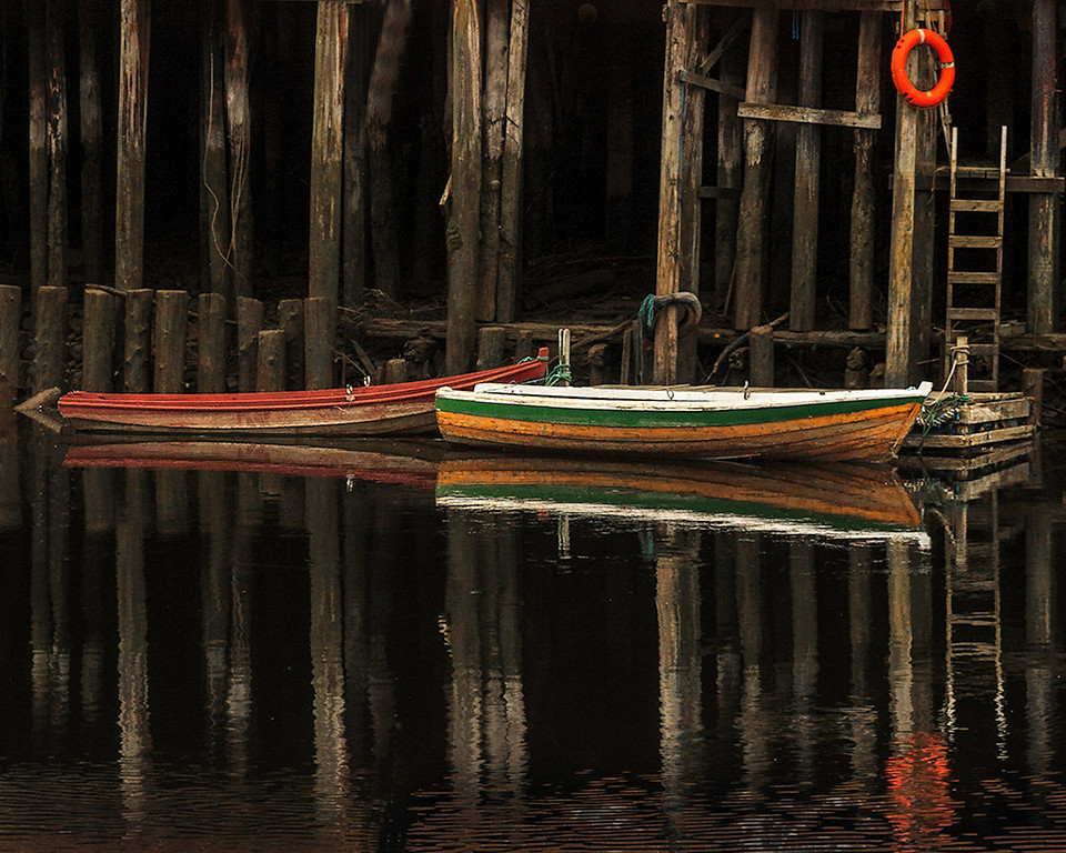 January <br /> Honorable Mention<br /> Projected Imaging (Open) Division<br /> Boats at the Wharf<br /> Dave Garrison